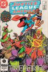 Justice League of America #223 comic books - cover scans photos Justice League of America #223 comic books - covers, picture gallery