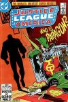 Justice League of America #224 comic books - cover scans photos Justice League of America #224 comic books - covers, picture gallery
