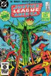 Justice League of America #226 comic books - cover scans photos Justice League of America #226 comic books - covers, picture gallery