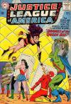 Justice League of America #23 comic books - cover scans photos Justice League of America #23 comic books - covers, picture gallery