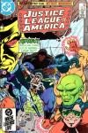 Justice League of America #236 comic books - cover scans photos Justice League of America #236 comic books - covers, picture gallery