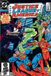 Justice League of America #237 comic books - cover scans photos Justice League of America #237 comic books - covers, picture gallery