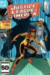 Justice League of America #239 comic books - cover scans photos Justice League of America #239 comic books - covers, picture gallery