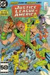 Justice League of America #241 comic books - cover scans photos Justice League of America #241 comic books - covers, picture gallery