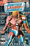 Justice League of America #245 comic books - cover scans photos Justice League of America #245 comic books - covers, picture gallery