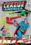 Justice League of America #25 comic books - cover scans photos Justice League of America #25 comic books - covers, picture gallery