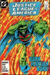 Justice League of America #256 comic books - cover scans photos Justice League of America #256 comic books - covers, picture gallery