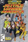 Justice League of America #258 comic books - cover scans photos Justice League of America #258 comic books - covers, picture gallery