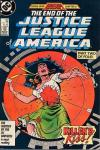 Justice League of America #259 comic books - cover scans photos Justice League of America #259 comic books - covers, picture gallery