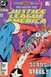 Justice League of America #260 comic books - cover scans photos Justice League of America #260 comic books - covers, picture gallery