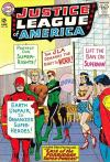 Justice League of America #28 cheap bargain discounted comic books Justice League of America #28 comic books