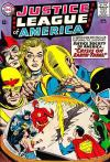 Justice League of America #29 comic books - cover scans photos Justice League of America #29 comic books - covers, picture gallery