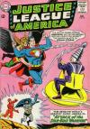 Justice League of America #32 comic books - cover scans photos Justice League of America #32 comic books - covers, picture gallery