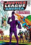 Justice League of America #34 comic books for sale
