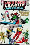 Justice League of America #35 comic books - cover scans photos Justice League of America #35 comic books - covers, picture gallery
