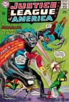Justice League of America #36 comic books - cover scans photos Justice League of America #36 comic books - covers, picture gallery