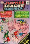 Justice League of America #37 comic books - cover scans photos Justice League of America #37 comic books - covers, picture gallery