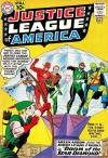 Justice League of America #4 comic books - cover scans photos Justice League of America #4 comic books - covers, picture gallery