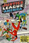 Justice League of America #5 comic books - cover scans photos Justice League of America #5 comic books - covers, picture gallery