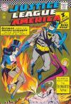 Justice League of America #51 comic books - cover scans photos Justice League of America #51 comic books - covers, picture gallery