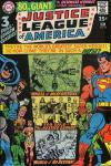 Justice League of America #58 comic books for sale