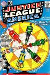 Justice League of America #6 Comic Books - Covers, Scans, Photos  in Justice League of America Comic Books - Covers, Scans, Gallery