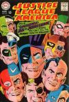 Justice League of America #61 comic books for sale