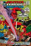 Justice League of America #64 comic books - cover scans photos Justice League of America #64 comic books - covers, picture gallery