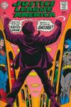 Justice League of America #65 comic books - cover scans photos Justice League of America #65 comic books - covers, picture gallery