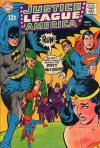 Justice League of America #66 cheap bargain discounted comic books Justice League of America #66 comic books