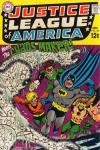 Justice League of America #68 comic books - cover scans photos Justice League of America #68 comic books - covers, picture gallery