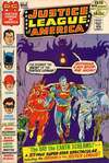 Justice League of America #97 comic books - cover scans photos Justice League of America #97 comic books - covers, picture gallery