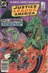 Justice League of America #227 comic books - cover scans photos Justice League of America #227 comic books - covers, picture gallery