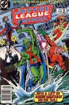Justice League of America #228 comic books - cover scans photos Justice League of America #228 comic books - covers, picture gallery