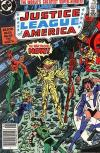Justice League of America #229 comic books - cover scans photos Justice League of America #229 comic books - covers, picture gallery