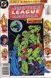 Justice League of America #230 comic books - cover scans photos Justice League of America #230 comic books - covers, picture gallery
