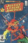 Justice League of America #231 comic books - cover scans photos Justice League of America #231 comic books - covers, picture gallery