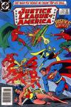 Justice League of America #232 comic books - cover scans photos Justice League of America #232 comic books - covers, picture gallery