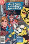 Justice League of America #235 comic books - cover scans photos Justice League of America #235 comic books - covers, picture gallery