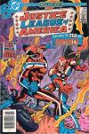 Justice League of America #244 comic books - cover scans photos Justice League of America #244 comic books - covers, picture gallery