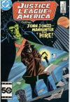 Justice League of America #248 comic books for sale