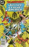 Justice League of America #254 comic books - cover scans photos Justice League of America #254 comic books - covers, picture gallery