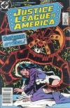 Justice League of America #255 comic books - cover scans photos Justice League of America #255 comic books - covers, picture gallery