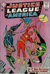 Justice League of America #27 comic books - cover scans photos Justice League of America #27 comic books - covers, picture gallery