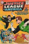 Justice League of America #30 comic books for sale