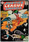 Justice League of America #31 comic books - cover scans photos Justice League of America #31 comic books - covers, picture gallery