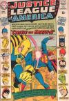 Justice League of America #38 cheap bargain discounted comic books Justice League of America #38 comic books