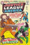 Justice League of America #41 comic books - cover scans photos Justice League of America #41 comic books - covers, picture gallery