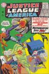 Justice League of America #42 comic books - cover scans photos Justice League of America #42 comic books - covers, picture gallery