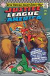 Justice League of America #45 comic books - cover scans photos Justice League of America #45 comic books - covers, picture gallery